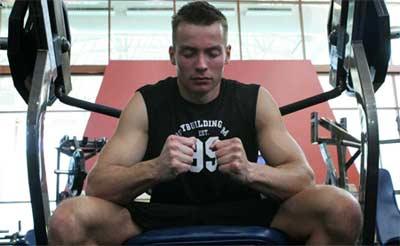 Правила за качване на мускулна маса за начинаещи фитнес трениращи.