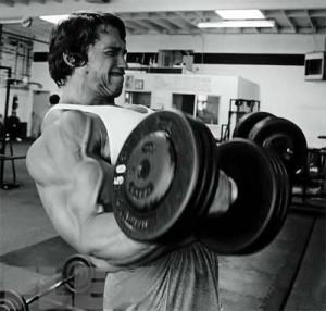 Тежка и добре съставена тренировка ще тласне мускулите ви към растеж и покачване на мускулна маса.
