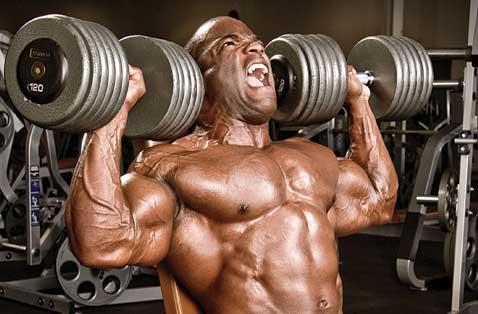 Мускулно напрежение за мускулен растеж, в отговор на как расте мускула.